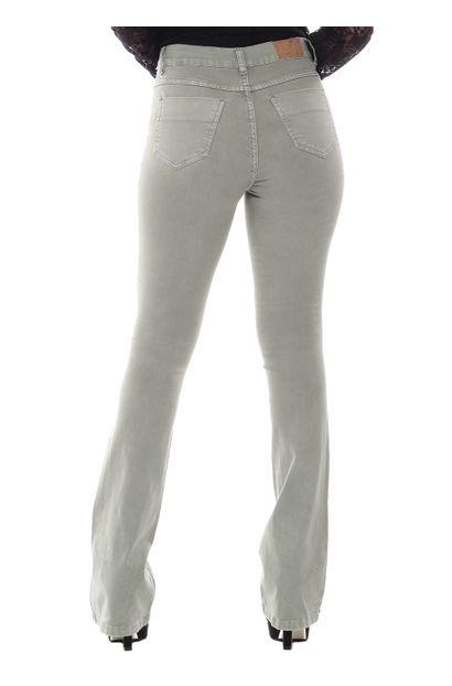Calça Jeans Feminina Flare - 255163