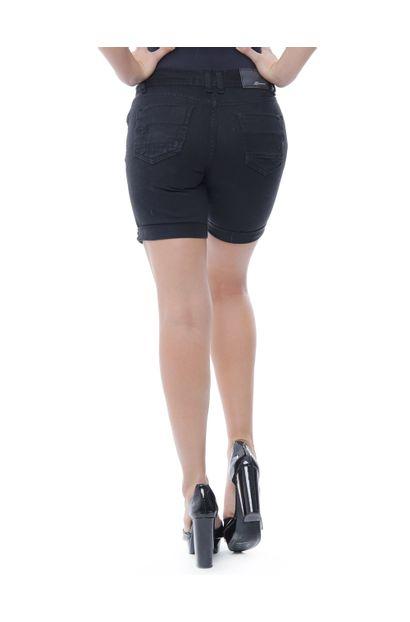 Bermuda Jeans Feminina - 247311
