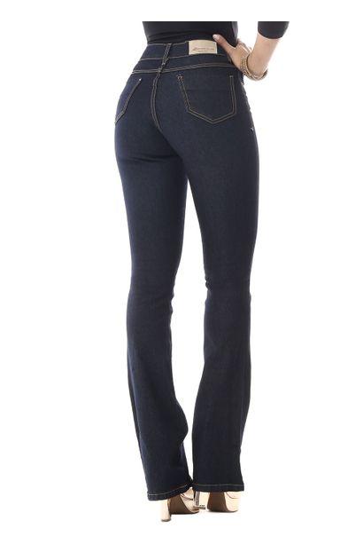 Calça Jeans Feminina Flare Boot Cut - 256650
