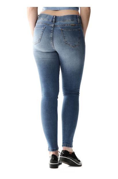 Calça Jeans Feminina Cigarrete - 256276