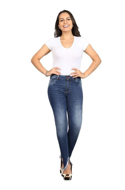 Calça Jeans Feminina UP - 250434