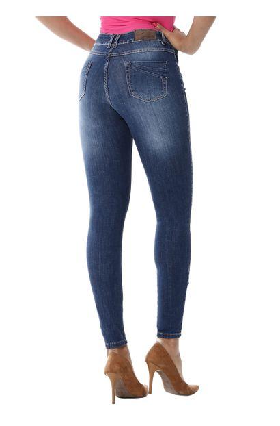 Calça Jeans Feminina Cigarrete - 254993
