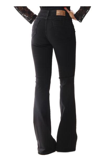 Calça Jeans Feminina Flare - 255756