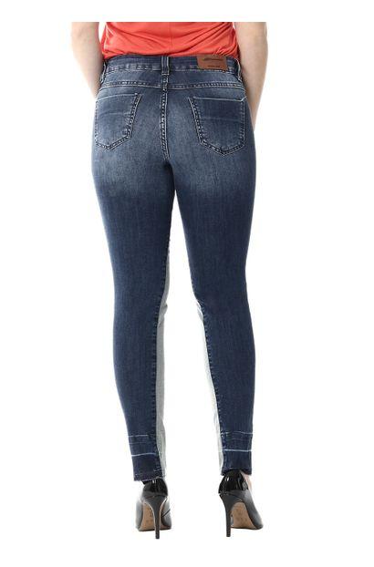 Calça Jeans Feminina Cigarrete - 254259