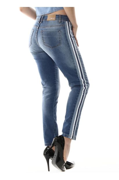 Calça Jeans Feminina Cigarrete - 254810