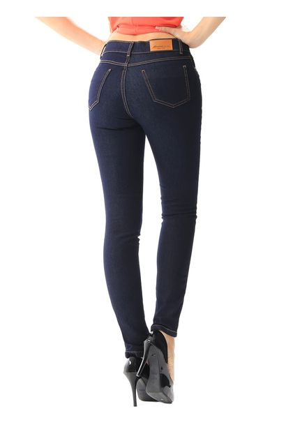 Calça Jeans Feminina Legging Hot Pants - 256576