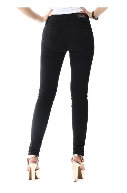 Calça Jeans Feminina Legging - 256677