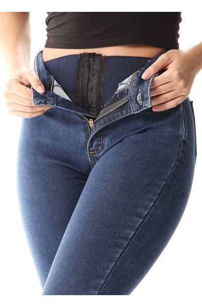 Calça Jeans Feminina Legging Super Lipo - 256908