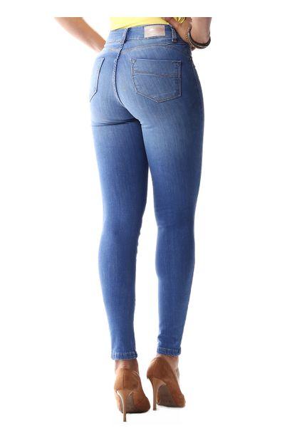 Calça Jeans Feminina Cigarrete - 257058