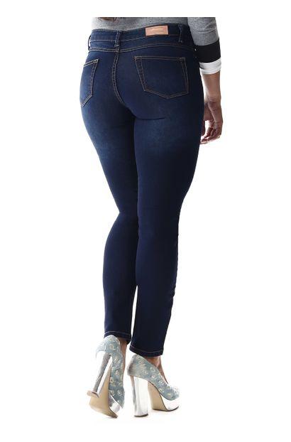 Calça Jeans Feminina Cigarrete Up - 255672