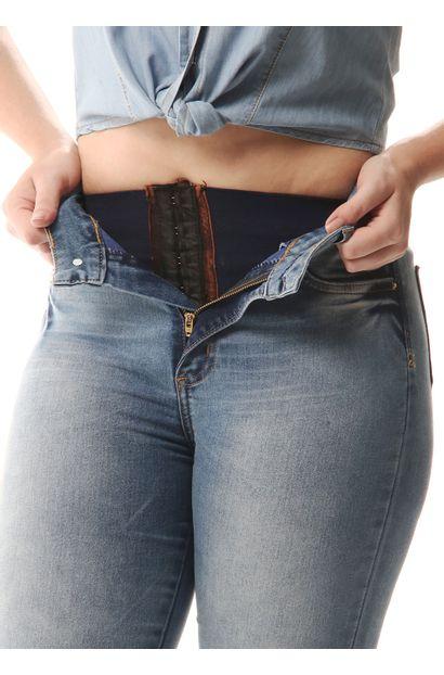 Calça Jeans Feminina Legging Super Lipo - 256843