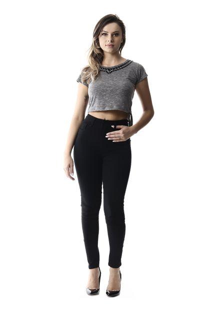 Calça Jeans Feminina Legging Super Lipo - 257284