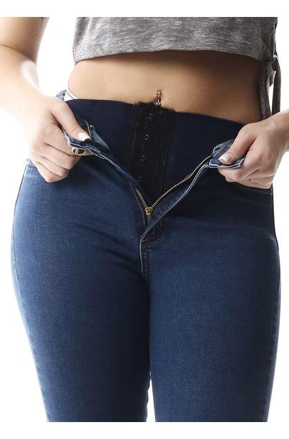 Calça Jeans Feminina Legging Super Lipo - 256891