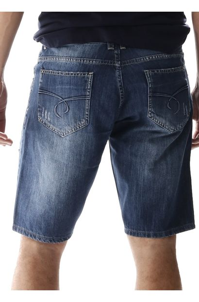 Bermuda Jeans Masculina - 256851