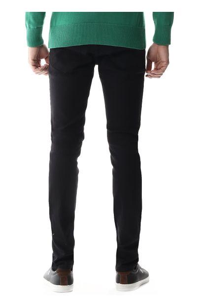 Calça Jeans Masculina Preta - 257725