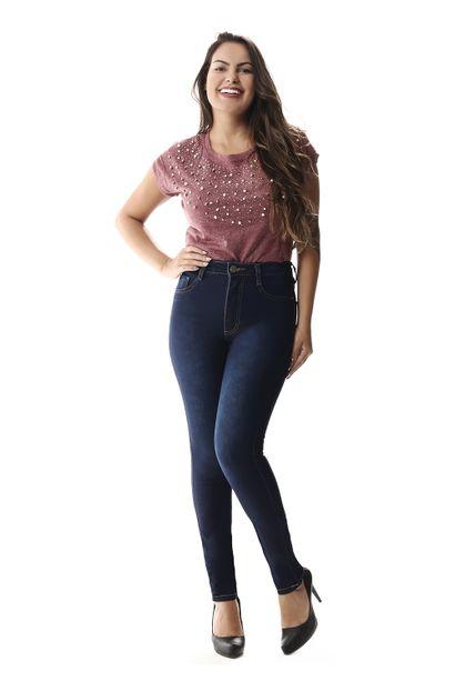 Calça Jeans Feminina Legging Super Lipo - 257738
