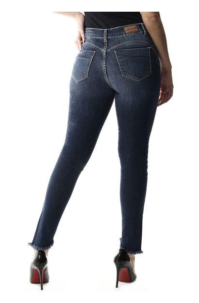 Calça Jeans Feminina Cigarrete Heart - 257881