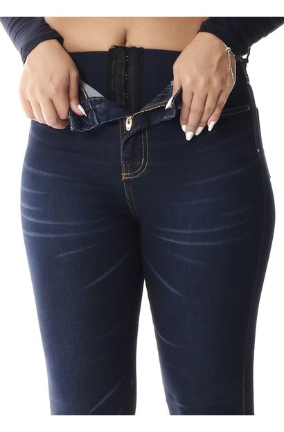 Calça Jeans Feminina Legging Super Lipo - 257890