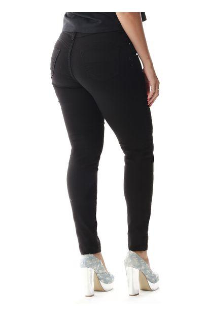 Calça Jeans Feminina Cigarrete Levanta Bumbum - 258024