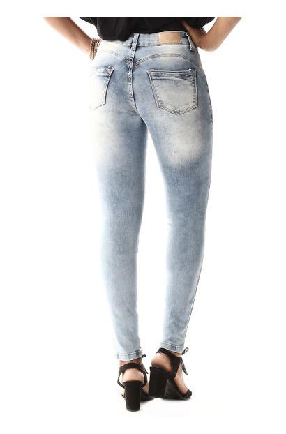 Calça Jeans Feminina Cigarrete Heart Jeans - 258066