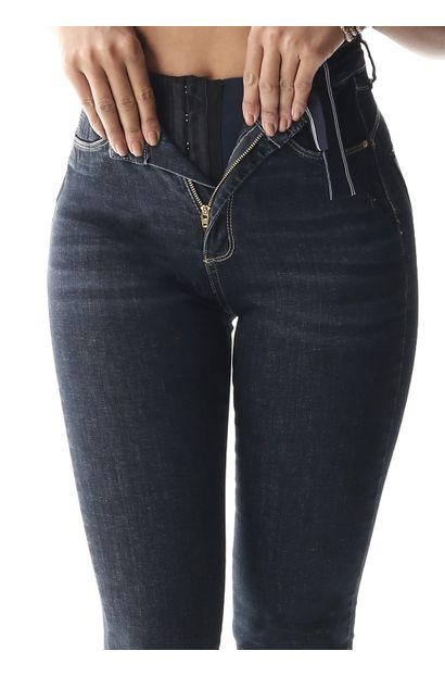 Calça Jeans Feminina Legging Super Lipo - 258036