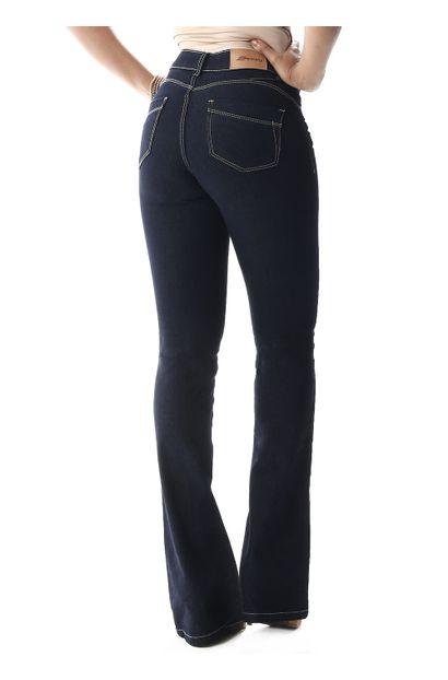 Calça Jeans Feminina Flare - 258014