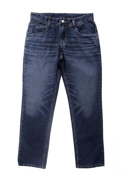 Calça Jeans Masculina Plus Size - 254057