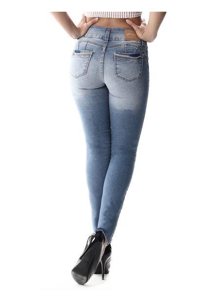 86e5eee62 Calça Jeans Feminina Legging Modela Bumbum - 258067
