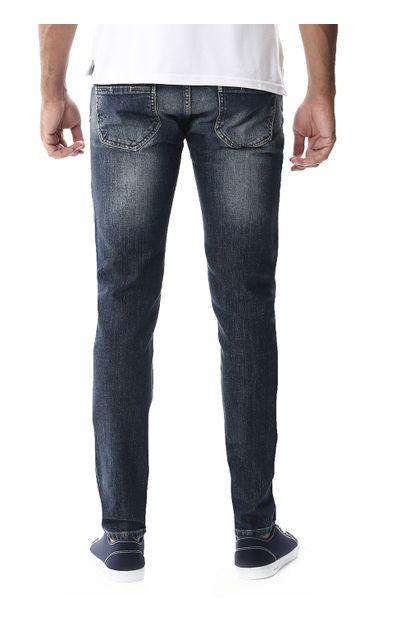 Calça Jeans Masculina Skinny - 258337