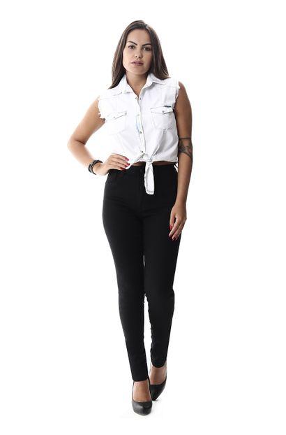Calça Jeans Feminina Legging Super Lipo - 257942