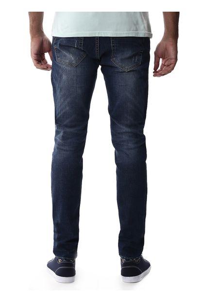 Calça Jeans Masculina Skinny - 257656