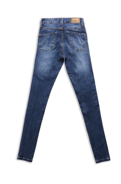 Calça Jeans Legging Juvenil - 252605