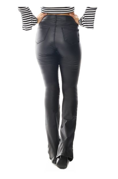 Calça Jeans Feminina Flare - 258672