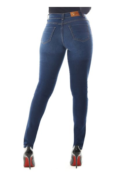 Calça Jeans Feminina Legging Hot Pants - 258402