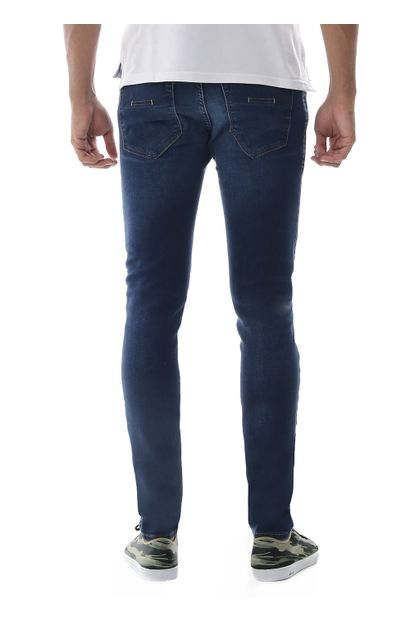 Calça Jeans Masculina Skinny - 258581