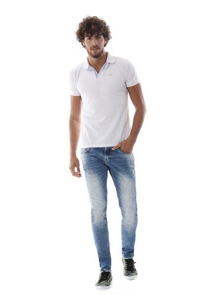 Calça Jeans Masculino Skinny - 258507