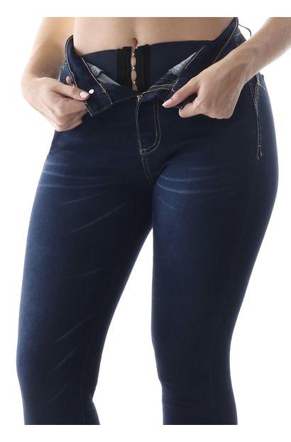 Calça Jeans Feminina Cigarrete Sculp - 258255