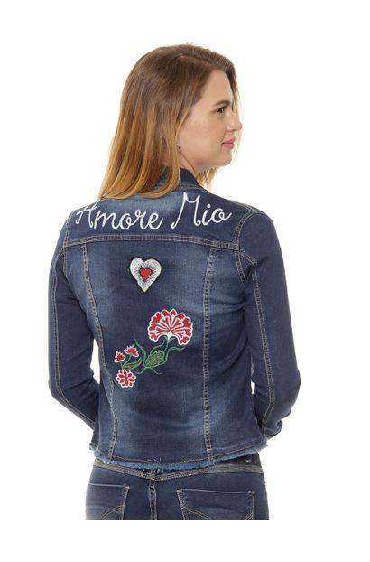 Jaqueta Jeans Feminina - 246382
