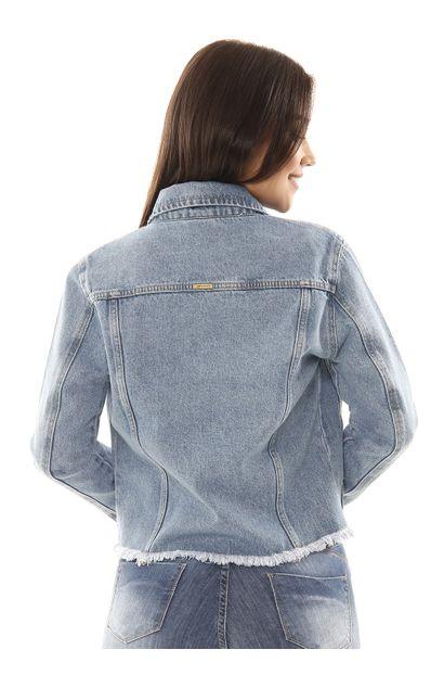 Jaqueta Jeans Feminina - 259190
