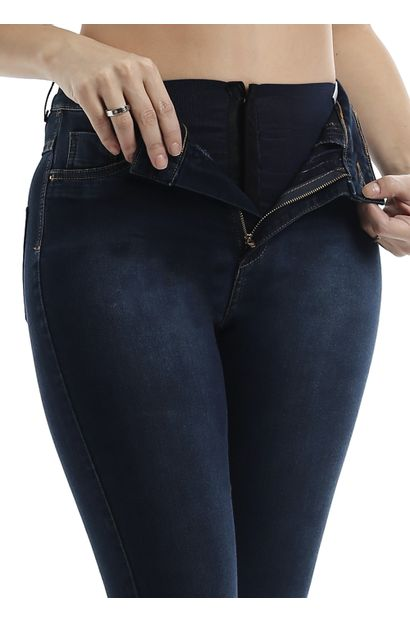 Calça Jeans Feminina Legging Super Lipo - 258900