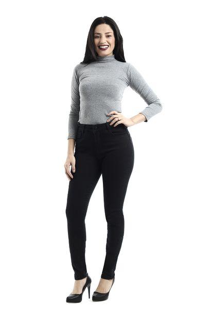 Calça Jeans Femininina Skinny Compressora - 259031