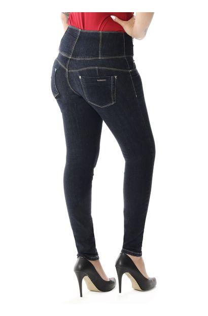 Calça Jeans Feminina Modela Bumbum - 257203