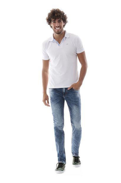 Calça Jeans Masculina Skinny - 258268