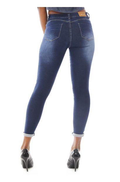 Calça Jeans Feminina Cigarrete - 258953