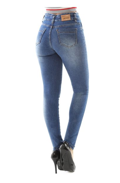 962e136b8 Calça Jeans Feminina Clochard Hot Pants - 259133