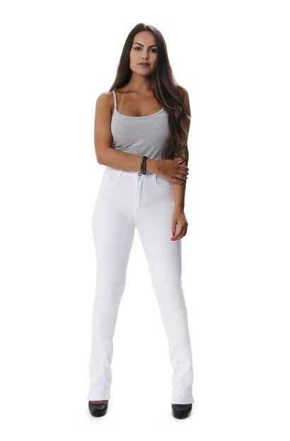Calça Jeans Feminina Flare Super Lipo - 258276