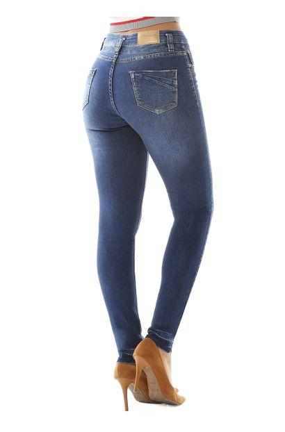 Calça Jeans Feminina Cigarrete - 259261