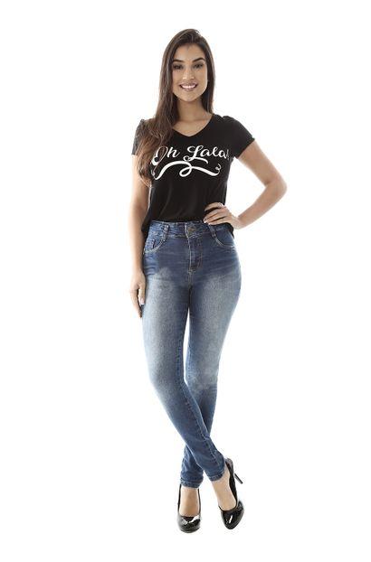 Calça Jeans Feminina Clochard - 259448