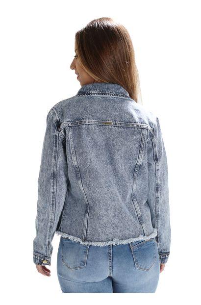 Jaqueta Jeans Feminina - 259106