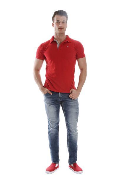 Calça Jeans Masculina Skinny - 259605